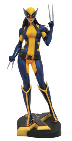 X-23 -  X-23 PVC STATUE (9INCHES) -  MARVEL GALLERY