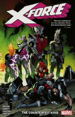 X-FORCE -  COUNTERFEIT KING TP 02