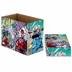 X-MEN -  200 X-MEN CLASSIC COMICS CARDBOARD BOX