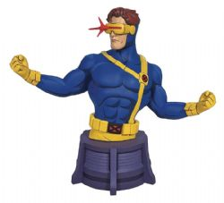X-MEN -  CYCLOPS RESIN STATUE (9INCHES) -  MARVEL ANIMATED