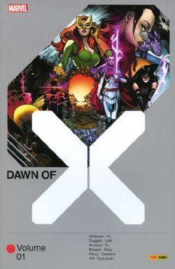 X-MEN -  (FRENCH V.) -  DAWN OF X 01