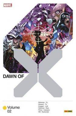 X-MEN -  (FRENCH V.) -  DAWN OF X 02
