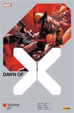 X-MEN -  (FRENCH V.) -  DAWN OF X 07