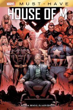 X-MEN -  HOUSE OF M  (FRENCH V.)