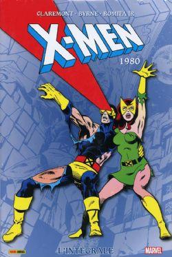 X-MEN -  INTÉGRALE 1980 (ÉDITION 2020)