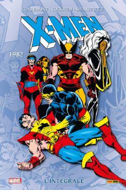 X-MEN -  INTÉGRALE 1982 (ÉDITION 2020)