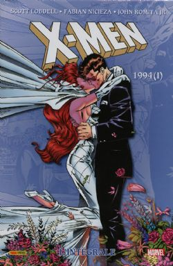 X-MEN -  INTÉGRALE 1994 -01-