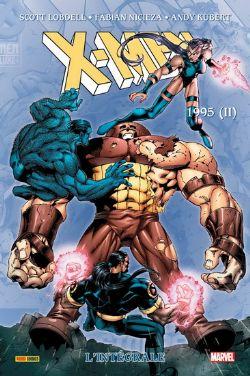 X-MEN -  INTÉGRALE 1995 (II)