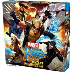 X-MEN: MUTANT INSURRECTION -  BASE GAME (ENGLISH)