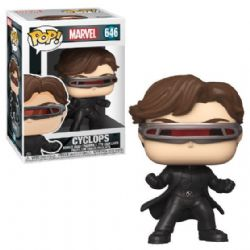 X-MEN -  POP! VINYL BOBBLE-HEAD OF CYCLOPS (4 INCH) -  20TH ANNIVERSARY 646