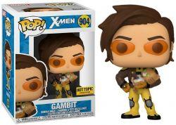 X-MEN -  POP! VINYL BOBBLE-HEAD OF GAMBIT WITH CAT (4 INCH) 904