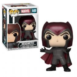 X-MEN -  POP! VINYL BOBBLE-HEAD OF MAGNETO (4 INCH) -  20TH ANNIVERSARY 640