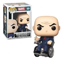 X-MEN -  POP! VINYL BOBBLE-HEAD OF PROFESSOR X (4 INCH) -  20TH ANNIVERSARY 641