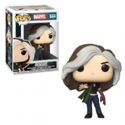 X-MEN -  POP! VINYL BOBBLE-HEAD OF ROGUE (4 INCH) -  20TH ANNIVERSARY 644