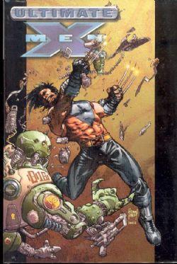 X-MEN -  USED BOOK - X-MEN HC (ENGLISH) -  ULTIMATE 02
