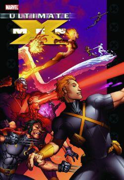 X-MEN -  USED BOOK - X-MEN HC (ENGLISH) -  ULTIMATE 07