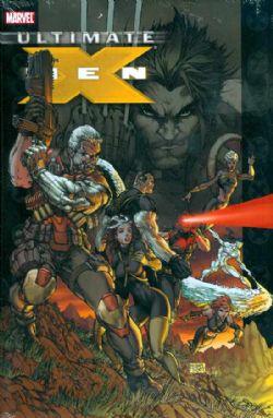 X-MEN -  USED BOOK - X-MEN HC (ENGLISH) -  ULTIMATE 08