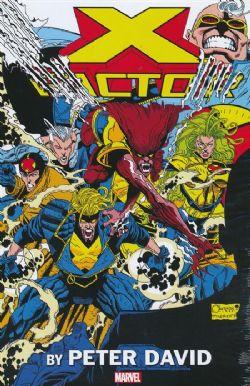 X-MEN -  X-FACTOR BY PETER DAVID OMNIBUS HC 01