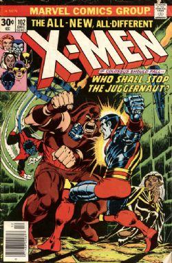 X-MEN -  X-MEN (1977) - FINE (+) - 6.5 102