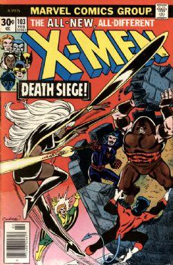 X-MEN -  X-MEN (1977) - VERY FINE (-) - 7.5 103