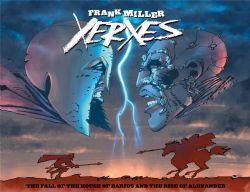 XERXES -  FALL HOUSE DARIUS RISE ALEXANDER HC