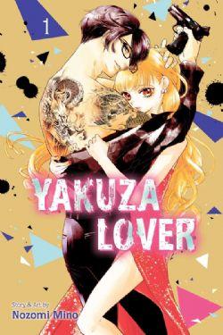 YAKUZA LOVER -  (ENGLISH V.) 01