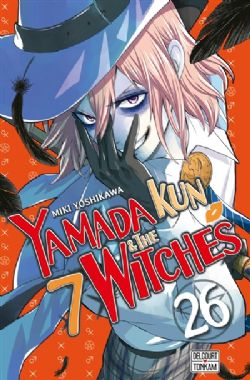 YAMADA-KUN AND THE SEVEN WITCHES -  (FRENCH V.) 26