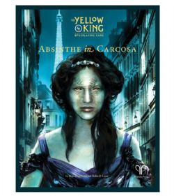 YELLOW KING, THE -  ABSINTHE IN CARCOSA