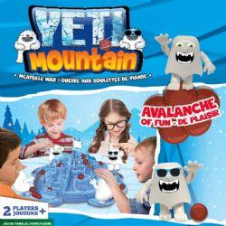 YETI MOUNTAIN (MULTILINGUAL)
