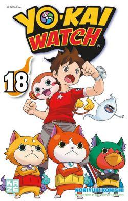YO-KAI WATCH -  (FRENCH V.) 18