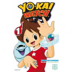 YO-KAI WATCH -  PACK TOMES 1 ET 2 (V.F.)
