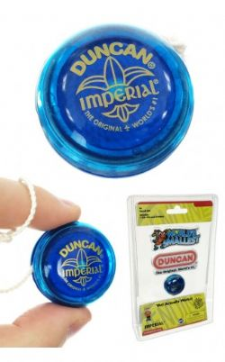 YO-YO -  WORLD'S SMALLEST DUNCAN