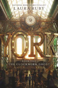 YORK -  THE CLOCKWORK GHOST 02