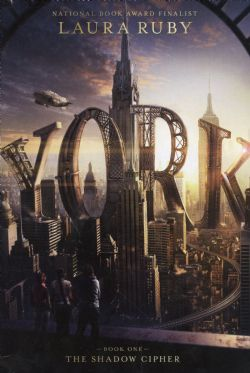 YORK -  THE SHADOW CIPHER 01