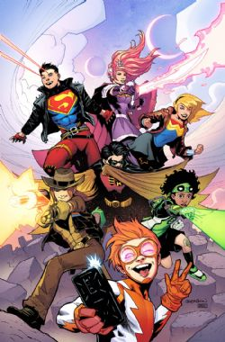 YOUNG JUSTICE -  GEMWORLD HC 01