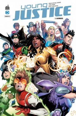 YOUNG JUSTICE -  GUERRIERS 03