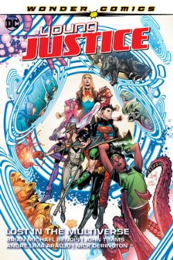 YOUNG JUSTICE -  LOST IN THE MULTIVERSE TP 02