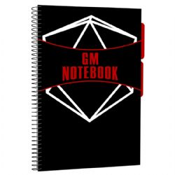 YOUR BEST GAME EVER -  GAME MASTER NOTEBOOK (ENGLISH)