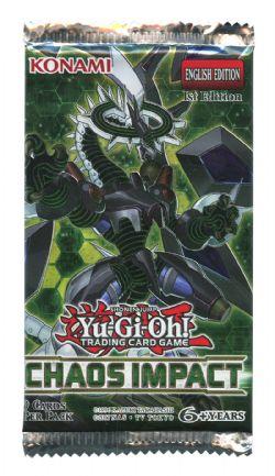 YU-GI-OH! -  CHAOS IMPACT - BOOSTER PACK (P9/B24)