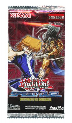 YU-GI-OH! -  CICATRICES DE BATAILLES - BOOSTER PACK (P4)(FRANÇAIS) -  SPEED DUEL
