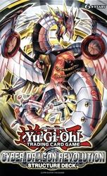 YU-GI-OH! -  CYBER DRAGON REVOLUTION STRUCTURE DECK (ENGLISH)