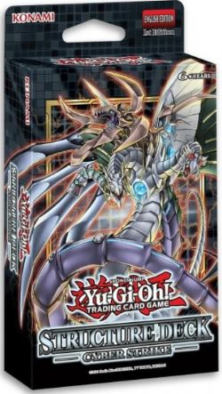 YU-GI-OH! -  CYBER STRIKE STRUCTURE DECK (ENGLISH)