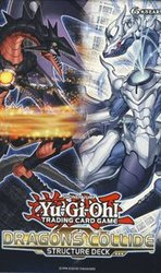 YU-GI-OH! -  DRAGONS COLLIDE STRUCTURE DECK (ENGLISH)