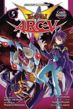 YU-GI-OH! -  (ENGLISH V.) -  ARC-V 05