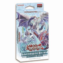 YU-GI-OH! -  FREEZING CHAINS STRUCTURE DECK (ENGLISH)
