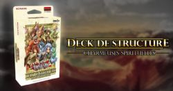 YU-GI-OH! -  LES CHARMEUSES SPIRITUELLES STRUCTURE DECK (FRENCH)