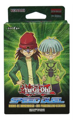 YU-GI-OH! -  LES PRÉDATEURS ULTIMES - STARTER DECK (FRANÇAIS) -  SPEED DUEL