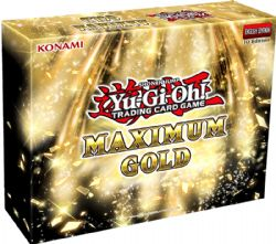 YU-GI-OH! -  MAXIMUM GOLD (ENGLISH)