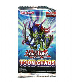 YU-GI-OH! -  TOON CHAOS BOOSTER PACK - UNLIMITED VERSION (ENGLISH) (P7/B24)