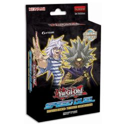 YU-GI-OH! -  TWISTED NIGHTMARES - STARTER DECK (ENGLISH V.) -  SPEED DUEL